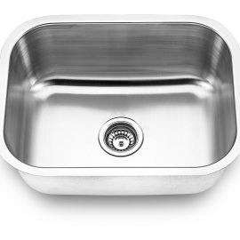 Small Single Bowl – Min. Cabinet Size: 24″