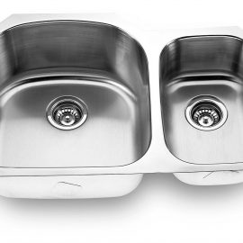 70/30 Sink – Min. Cabinet Size: 33″